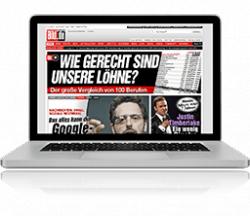 Bildplus Digital oder Bildplus Premium für 1 Monat 0,00€