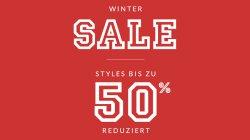 Bis zu 50% Rabatt im Winter Sale bei Tom Tailor