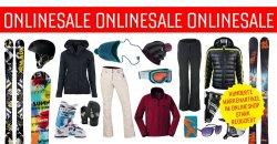 Braucht ihr noch Ski-Klamotten oder Zubehör? 15% Rabatt + Gratis Versand (ab 100€) @sport eybl
