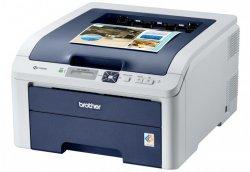 Brother HL-3040CN Farb-LED-Drucker mit LAN Anschluss für nur 109,99€ [Idealo 129€] @office-partner.de