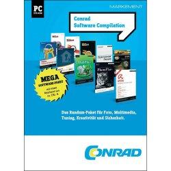 Conrad Gratis Software-Compilation @conrad (+5,95€ Versand)