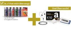 c´t Miniabo: 6 Ausgaben + Sennheiser CX150 InEar-Kopfhörer (Idealo: 19,90€) für nur 16,50€