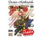 Damenarmbanduhr (Edelstahl) mit 5 Wechselarmbändern (farbig) GRATIS @ pearl.de, nur VSK 4,90 €uro