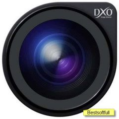DxO Optics Pro Foto Korrekturprogramm für Windows und Mac Serial + Download