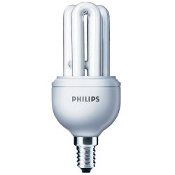 Energiesparlampe 120 mm 220 – 240 V E14 11 W von Philips für nur 0,29€ statt 8,84€ @Conrad