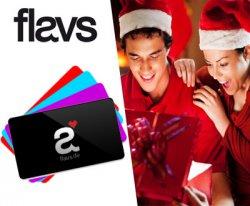 Flavs Gutscheinkarten 25€,75€ oder 100€ mit 50% Rabatt @ DailyDeal