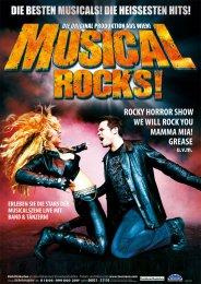Freikarten für die MUSICAL ROCKS! – Tournee 2014