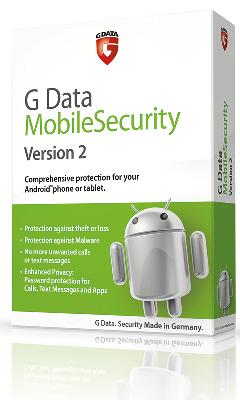 G Data MobileSecurity 2 / 12 Monate Gratis für Android @apps.samsung