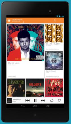 Google Play Music All-Incl. für 30 Tage gratis testen danach 7,99€ @play-google.com