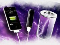 Gratis revolt Powerbank für iPhone, Handy & USB-Geräte, 2.200 mAh, schwarz @pearl
