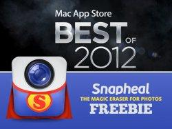 Gratis Snapheal (Mac) statt 14,99 @Stacksocial