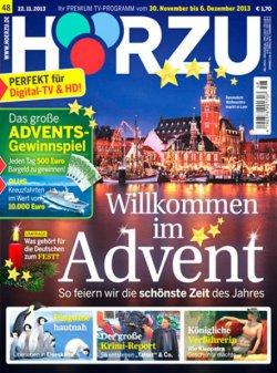 Hörzu im Jahresabo für 1,40 € @dealabo.de