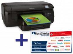 HP Officejet Pro 8100 ePrinter für 89,90€ zzg. VSK + 30€ BestChoice Gutschein ( effektiv nur 64,85€ )