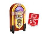 Karcher Jukebox JB 6604 mit CD/MP3-Player, USB/SD, Radio Lightshow @Lidl.de für 433,95€