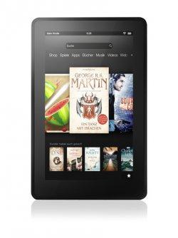 Kindle Fire (Vorgängermodell): Zertifiziert und generalüberholt 8GB( 7 Zoll ) statt 99€ nur 74,95€ @Amazons buyvip.com
