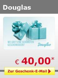 Last Minute,Geschenk E-Mail verschicken @ Netto Online Shop, Z.B: Douglas für 40 €uro