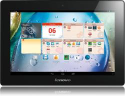 Lenovo IdeaTab mit 16GB, WiFi, 3G inkl. 500 MB Internet-Flat für nur 10€/Monat @base.de