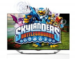 LG 47LA6918 47″ Cinema 3D LED Smart TV für 599,99€ (Idealo 899,00€) + GRATIS Skylander Battlegrounds Starter-Paket @Amazon