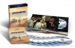 MediaMarkt online: nur 59€ ! Star Wars – Complete Saga I-VI auf Bluray