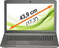 Medion Akoya P7627 17,3 Zoll Notebook mit Gutscheincode für 529,95 € zzgl. 5,95 € Versand (idealo 599,00€) @Medion