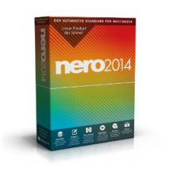 Nero 2014 für 35 EUR statt 69,99 EUR kostenlose Lieferung @amazon