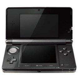 Nintendo 3DS in schwarz nur Konsole für 129€kostenloser Versand@ebay