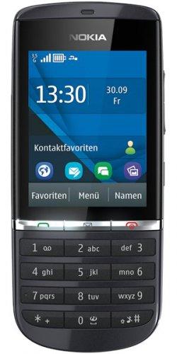 Nokia Asha 300 [ simlock frei] für 39€ @Base.de ( Party/Elternhandy)