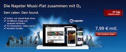 O2 Aktion: Napster 2 Monate kostenlos für o2-Kunden