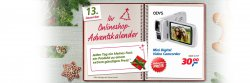 Online Shop Real Adventskalender + VSK Gutschein @real