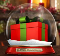 OTTO Adventskalender (Wunschkugel) jeden Tag 3 Artikel zur Auswahl