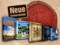 Pearl.de: Gratis Ahnenforschungs-Suite 2014 ! 5 Vollversionen statt 179€ für 0,00€ + Versand