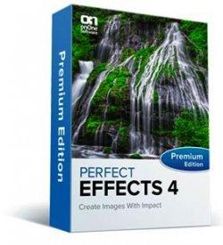 Perfect Effects 4 Premium Edition Vollversion (Win & Mac) kostenlos satt 80€ @ ononesoftware.com