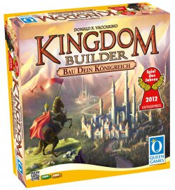Queen Games Kingdom Builder@Amazon