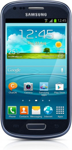 Samsung GALAXY S3 mini für 159 Euro (bei Idealo 183,90 Euro) bei Base wieder zu haben