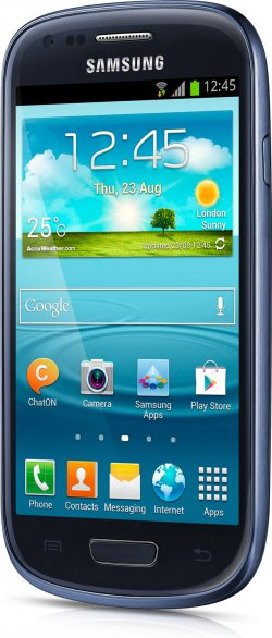 Samsung GALAXY S3 mini für 159€ (Idealo 184,49€) @Base