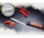 Santoku Japanmesser mit Palisanderholzgriff 14 cm Klinge 0€ statt 49,90€ + Versand @pearl.de