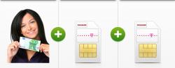 Telekom Duo Vertrag mit 82,40€ Gewinn durch 800€ Gutschrift @modeo