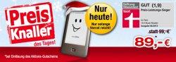Tolino Shine für 89 EUR bei Bücher.de – nur heute am 12.12 mit Gutscheincode