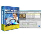 WinX HD Video Converter (Full Version) zu Weihnachten wieder GRATIS downloaden
