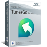 WondershareTunesGo (Mac) Gratis downloaden @