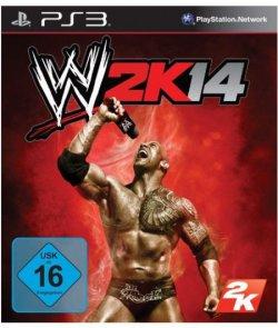 WWE 2K14 für die PS3 oder XBOX für nur 32,97€ inkl. Versand bei Amazon