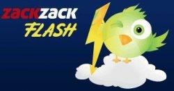 zackzack Flash mit ständig wechselnden Liveshopping-Angeboten am 08.12 ab 18Uhr