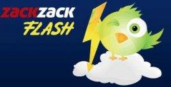 zackzack Flash mit ständig wechselnden Liveshopping-Angeboten für nur 24 Stunden, ab So. 18 Uhr