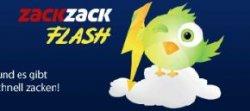 zackzack Flash mit ständig wechselnden Liveshopping-Angeboten am 01.12 ab 18Uhr
