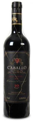 20,14€ Gutschein MBW 50€ zb. 6er Kiste Caballo d'Oro – Valdepeñas DO Gran Reserva für 46,30€ @Weinvorteil.de