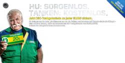 20€ Tankgutschein zu jeder HU/AU sichern bis 28.02.2014 @euromaster.de