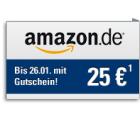 25€ Amazon Gutschein als Prämie für einen monatlich kündbaren Vorsorgeplan @Cosmos Direkt