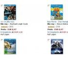 3 Blu-rays bei Amazon für 20€, versandkostenfrei