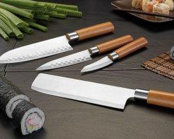 4 teiliges Messerset aus Edelstahl im Wert von 49,90 €uro, GRATIS @pearl.de