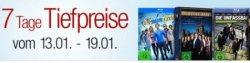 7 Tage Tiefpreise auf über 6000 DVDs und Blu-rays bei Amazon